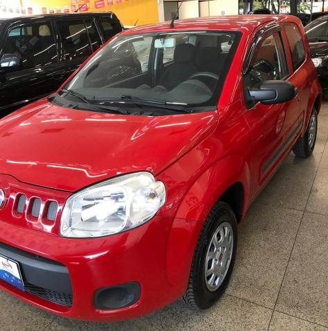 Fiat Uno Vivace Celeb. 1.0 8V (Flex) 4p - Foto 2