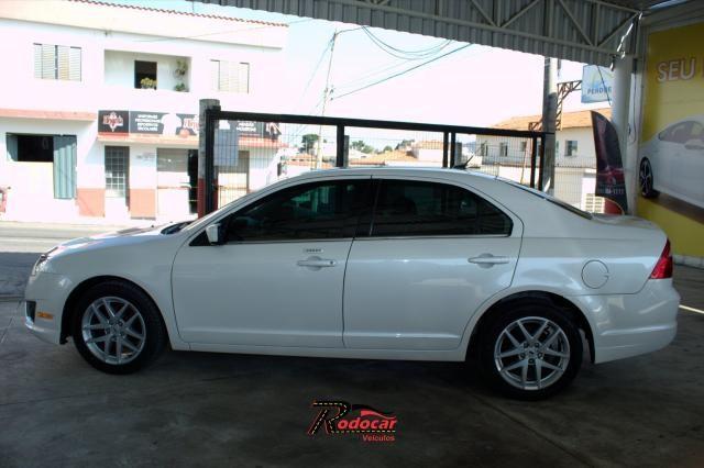 Ford Fusion 2.5 Branco - Foto 2