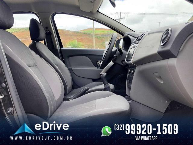 Renault Logan Expression Flex 1.6 16V 4p - Muito Espaçoso - Uber - Família - Novo - 2020 - Foto 16