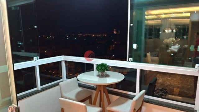 Apartamento decorado bairro finotti guinza imoveis de luxo - Foto 5