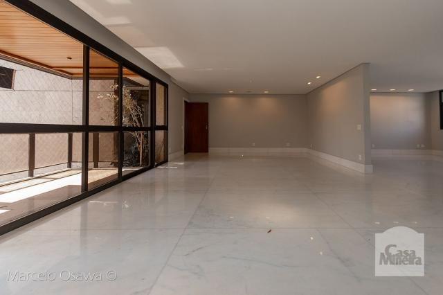 Apartamento à venda com 4 dormitórios em Lourdes, Belo horizonte cod:269177