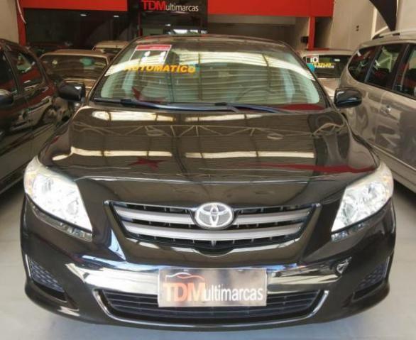 Toyota Corolla GLi 1.8 Flex 16V  Aut. 2010/2011 - Foto 8