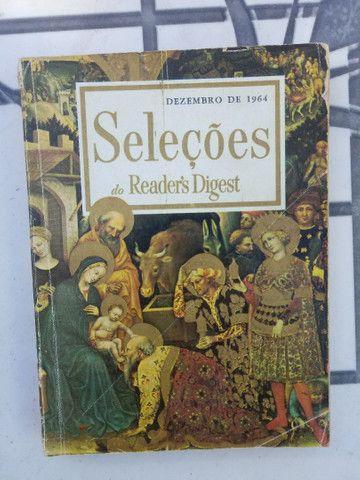 Revistas SELEÇÕES antigas de 1954 à 1971 - Foto 4