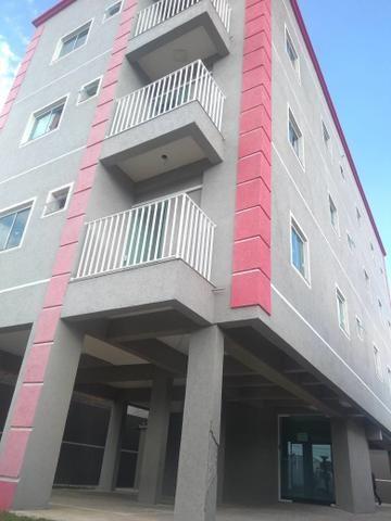 : Apartamentos no bairro Fazendinha com sacada - Foto 2