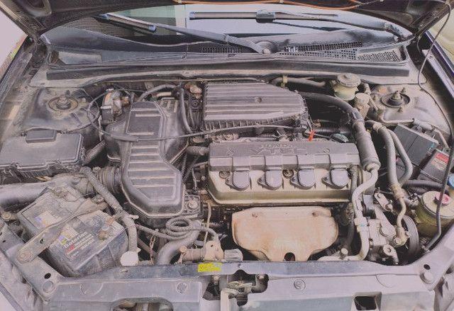 Vendo Honda Civic LXL Gnv Manual 2005 - Foto 8