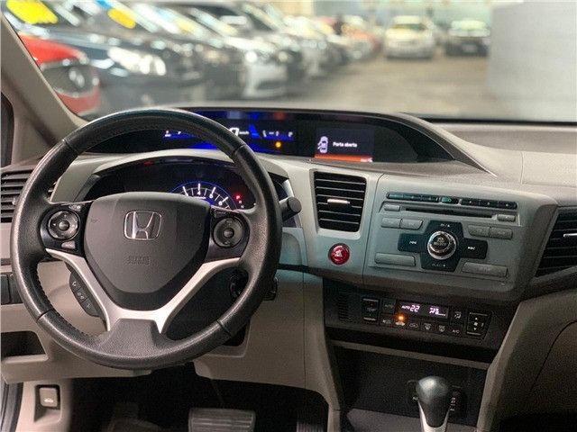 Civic 2.0 LXR Flex 4P Automatco 2014 - Foto 6