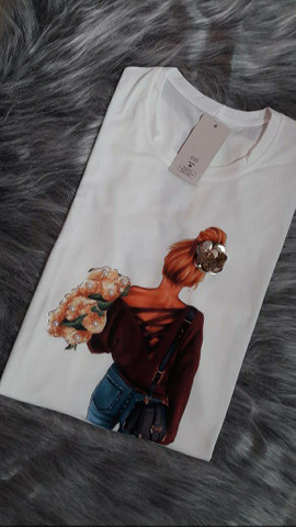 Camiseta artesanal!