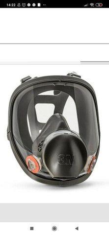 Respirador Reutilizável Facial Inteira $300 - Foto 2