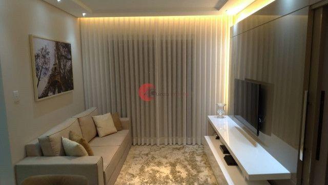 Apartamento decorado bairro finotti guinza imoveis de luxo - Foto 14