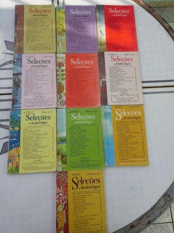 10 Revistas SELEÇÕES do ano de 1969