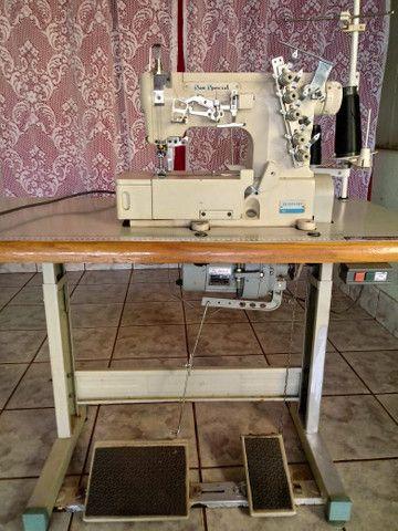 Máquina de costura GALONEIRA INDUSTRIAL - Foto 6