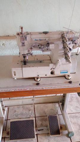 Máquina de costura GALONEIRA INDUSTRIAL - Foto 3