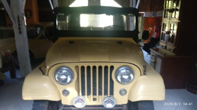 Jeep Willys Overland 1963 - Foto 3