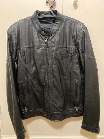 Jaqueta em Couro - Harley Davidson