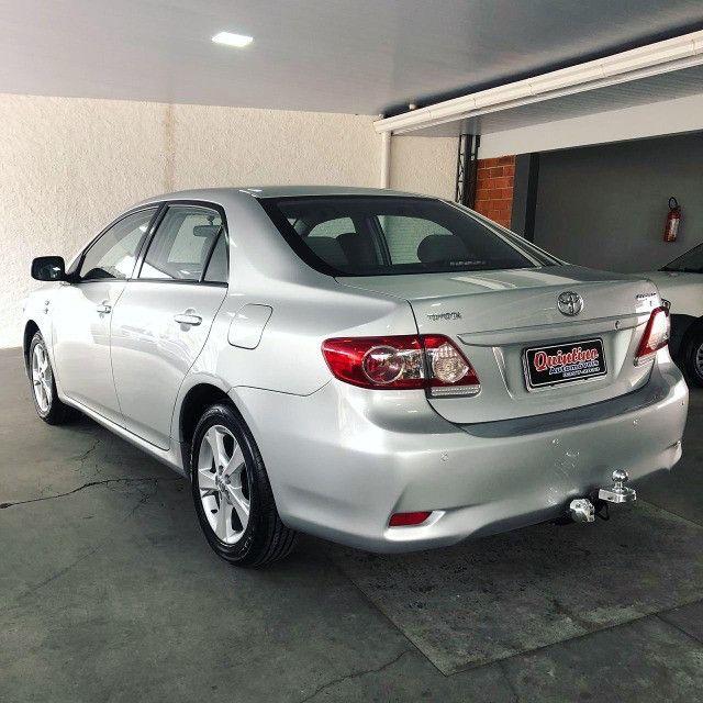 Toyota Corolla GLI 1.8 Automatico 2014 - Foto 4