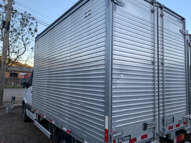 Sprinter 311 ano 2012 Bau  - Foto 11