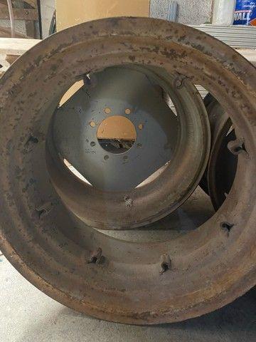 Par Roda para trator Ford traçado,par roda carreta stara 18.430 - Foto 5