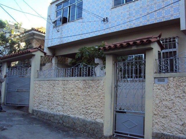 Aluguel sobrado fundos reformado 40 m² 1 quarto, Bairro de Fátima, Niterói.