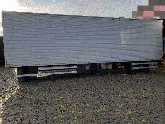 Baú Seco Furgão Alumínio Truck - Foto 2