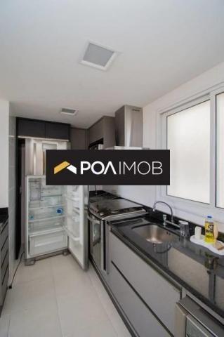 Apartamento com 3 dormitórios para alugar, 93 m² por R$ 3.900,00/mês - Jardim Europa - Por - Foto 9