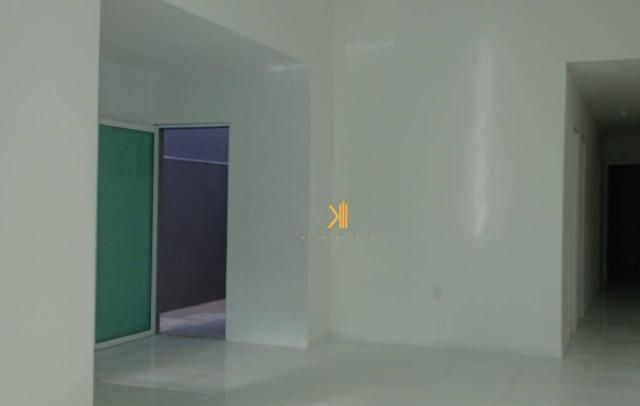 Casa com 3 dormitórios sendo 2 suítes à venda, 88 m² por R$ 219.000 - Timbu - Eusébio/CE - Foto 3