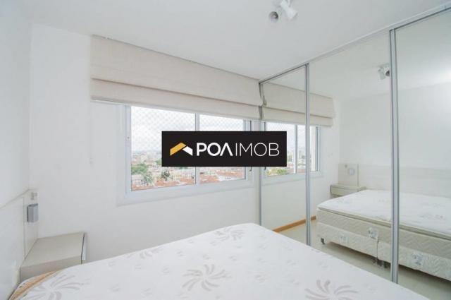 Apartamento com 3 dormitórios para alugar, 93 m² por R$ 3.900,00/mês - Jardim Europa - Por - Foto 20