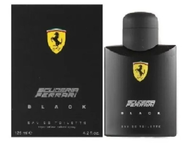 Perfume Ferrari Black 125 ML - Foto 2