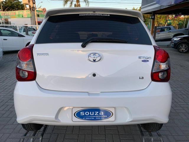 TOYOTA ETIOS 2018/2019 1.3 X 16V FLEX 4P MANUAL