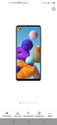 Samsung a21 - Foto 2