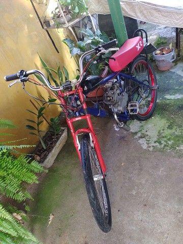 Bike motorizada 80cc - Foto 3