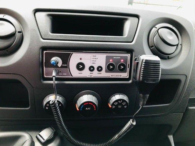 Renault Master Ambulância L1H1 Simples Remoção 2022 - Foto 13