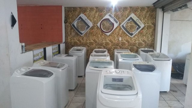 Maquina de lavar Brastemp Consul e Eletrolux - Foto 3