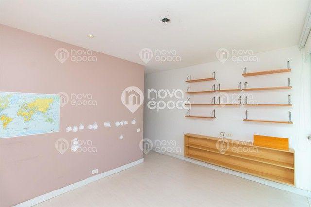 Apartamento à venda com 4 dormitórios em Laranjeiras, Rio de janeiro cod:FL4AP54682 - Foto 19
