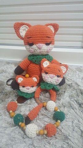 Bichinhos feito com crochê  - Foto 4