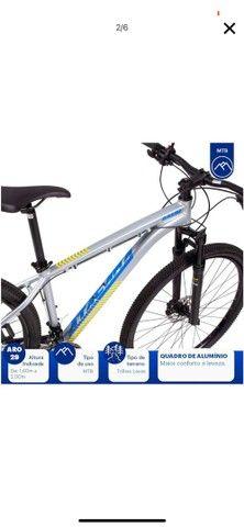 Bicicleta Caloi Atacamo