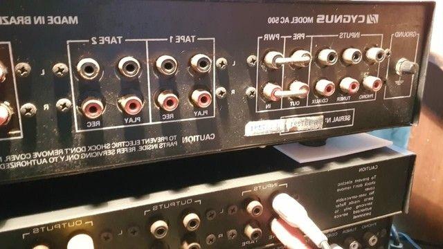 Amplificador cygnus ac500  - Foto 3
