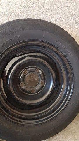 Maverick rodas originais,serve no opala  - Foto 3