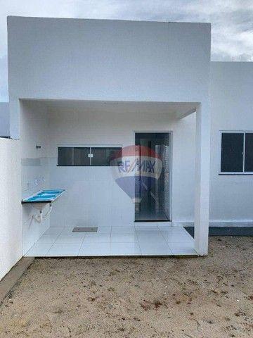 Casa com 2 dormitórios à venda, 60 m² por R$ 139.990 - Santa Rosa - Palmares/PE - Foto 4