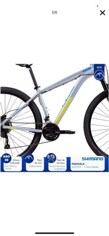 Bicicleta Caloi Atacamo  - Foto 3