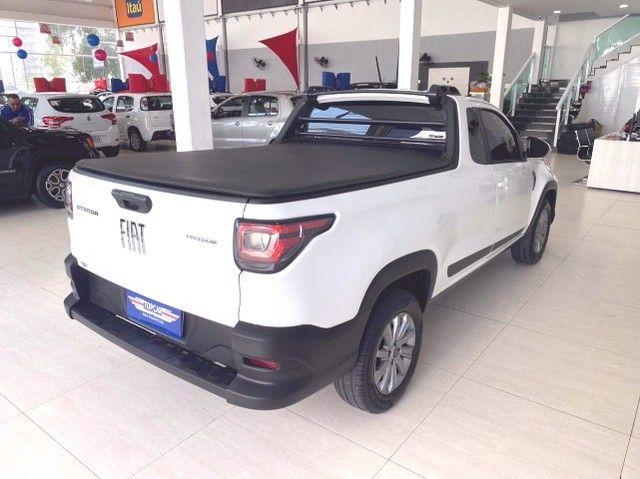 Fiat Strada Freedon CS 2021 (Muito Nova) - Foto 7