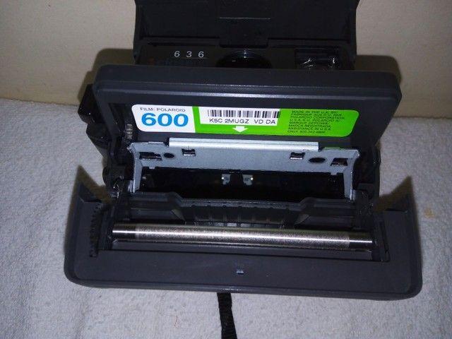 Máquina fotográfica polaroid antiga - Foto 6