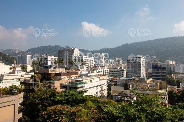 Apartamento à venda com 4 dormitórios em Laranjeiras, Rio de janeiro cod:FL4AP54682