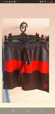 Shorts mauricinho impermeável - Foto 5