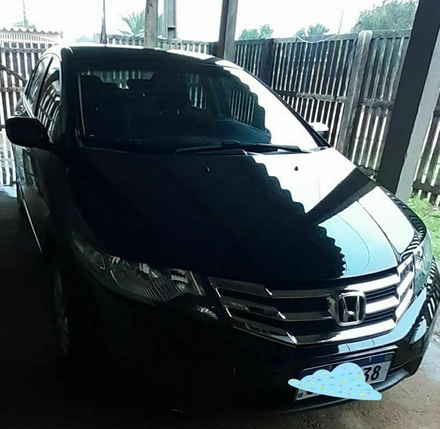 Honda City aut. 2013
