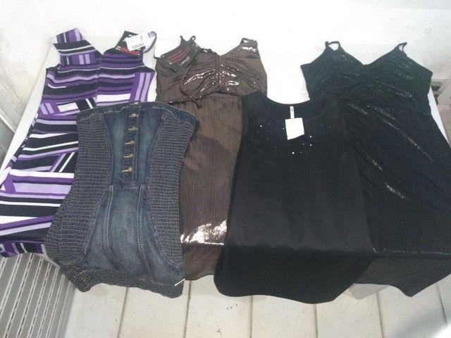 Vendo camisas e camisetas de marca original - Foto 4