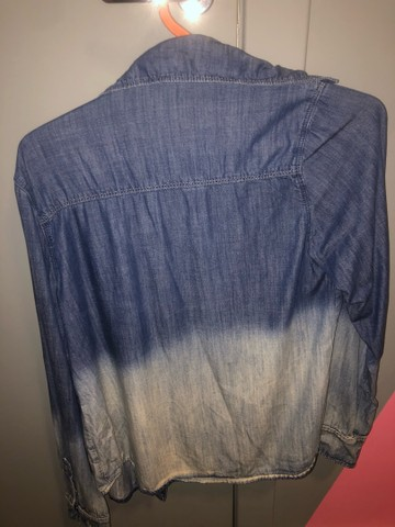 Jaqueta jeans fininha  - Foto 2
