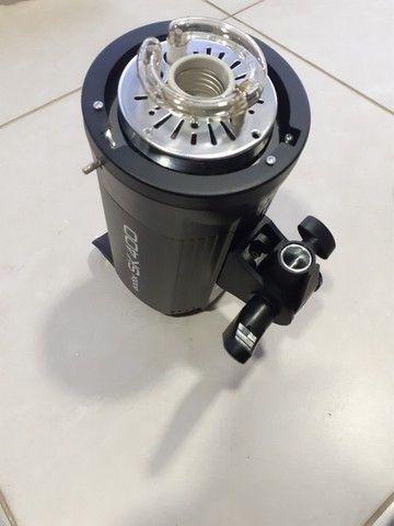 Flash Godox SK400 110V - Foto 3