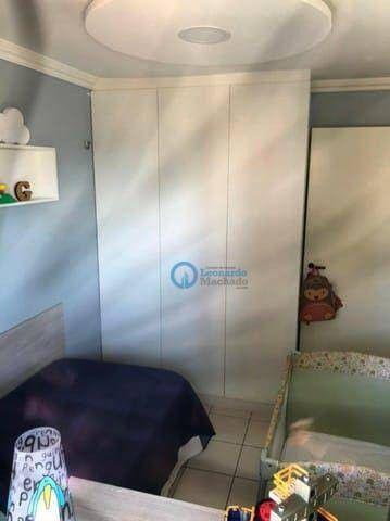 Apartamento com 3 dormitórios à venda, 74 m² por R$ 420.000 - Cocó - Fortaleza/CE - Foto 11