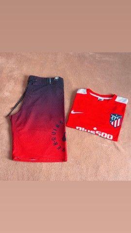 Camisas de time malha peruana . - Foto 3