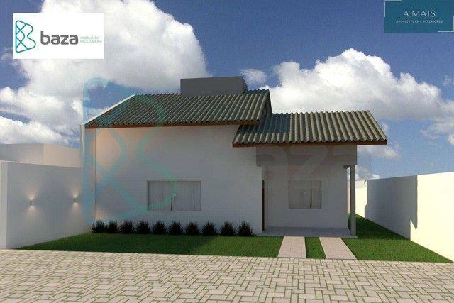 Casa com 2 dormitórios sendo 1 suíte à venda, 74 m² por R$ 230.000 - Jardim Roma - Sinop/M - Foto 3